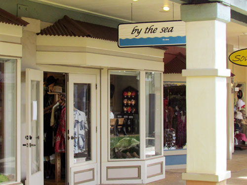 Poipu Shopping Village By The Sea Store Front