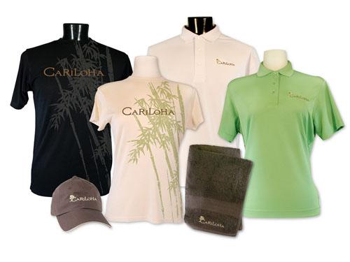 Cariloha Bamboo Shirts