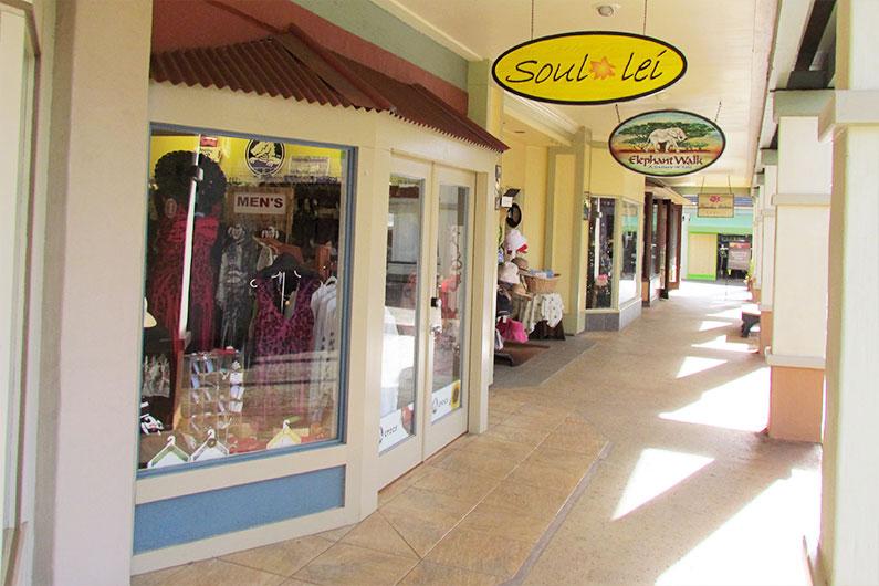 Soul Lei Poipu Shopping Village