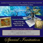 James Coleman Gallery Event