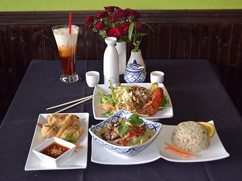 Bangkok Happy Bowl Thai Bistro and Bar Slide 1
