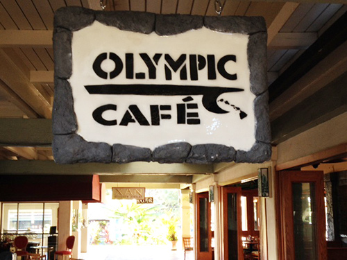 Olympic Cafe Slide 3